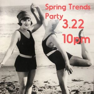 Handbags - Hosting a Party! March 22nd 🎉🎉🎉